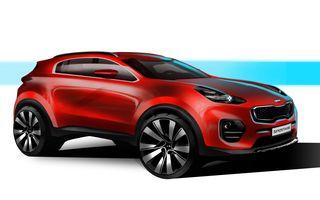 Kia Sportage primește o nouă generație în toamnă: iată primele schițe ale noului model