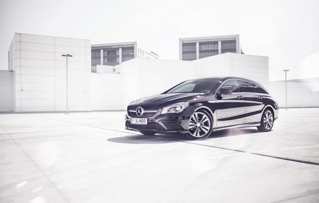 Test drive Mercedes-Benz CLA Shooting Brake (2013-2016)