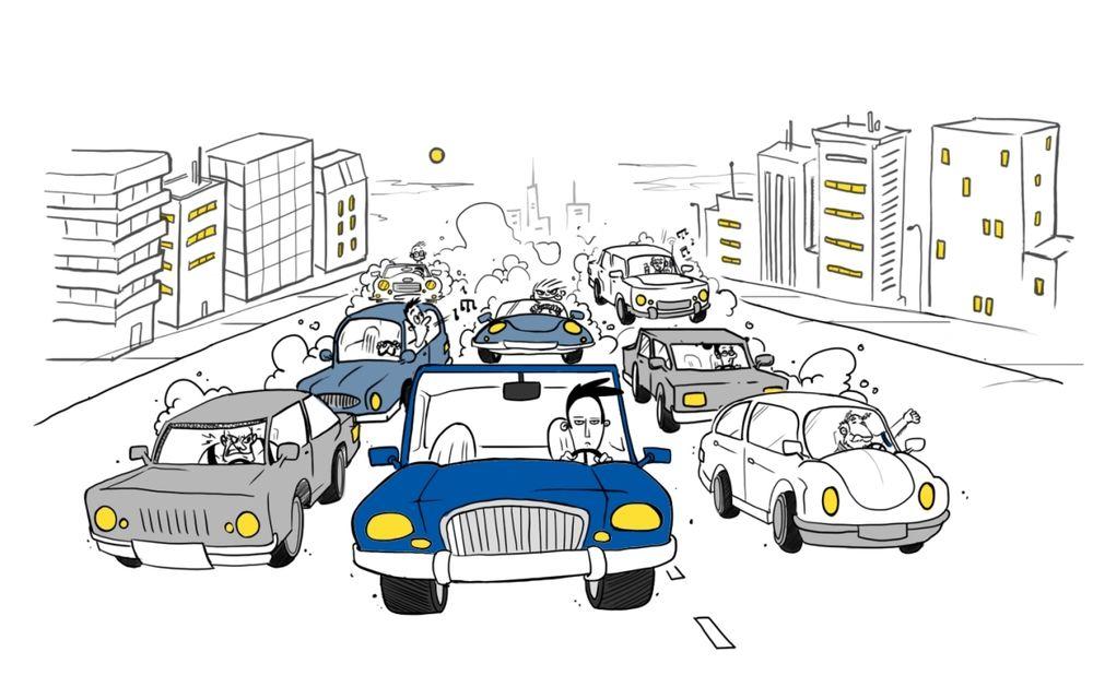 "Goodyear a identificat 7 tipuri de șoferi: de la ""profesor"" la ""filozof"" - Poza 1"