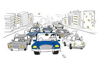 "Goodyear a identificat 7 tipuri de șoferi: de la ""profesor"" la ""filozof"""