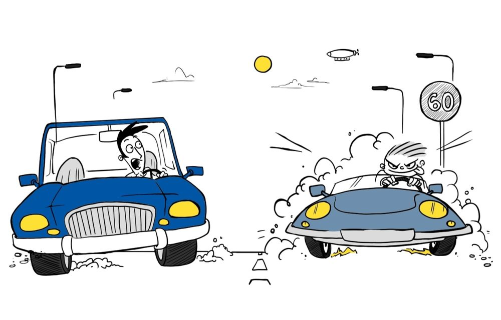 "Goodyear a identificat 7 tipuri de șoferi: de la ""profesor"" la ""filozof"" - Poza 4"