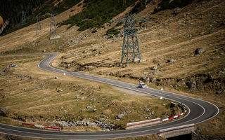 Motorsportul românesc se mută în weekend la Sibiu: spectacol pe Transfăgărăşan