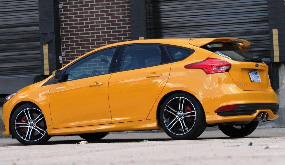 Ford Focus ST primește 25 CP în plus în SUA printr-un pachet oferit cu sprijinul constructorului - Poza 3