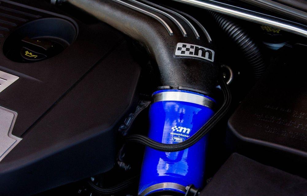 Ford Focus ST primește 25 CP în plus în SUA printr-un pachet oferit cu sprijinul constructorului - Poza 5