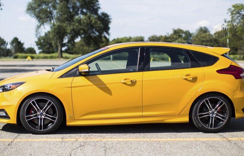 Ford Focus ST primește 25 CP în plus în SUA printr-un pachet oferit cu sprijinul constructorului - Poza 2