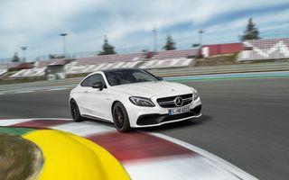 Mercedes-AMG C63 Coupe: 476 CP și 0-100 km/h în 4.0 secunde