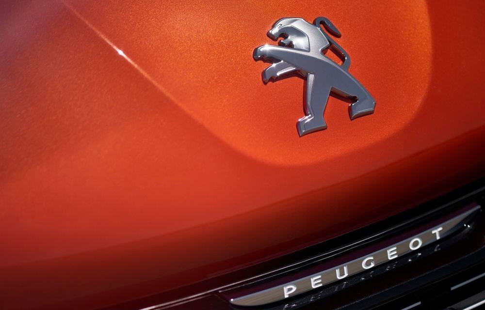 """Peugeot va prezenta luna viitoare un concept """"autentic și dinamic"""" - Poza 1"""