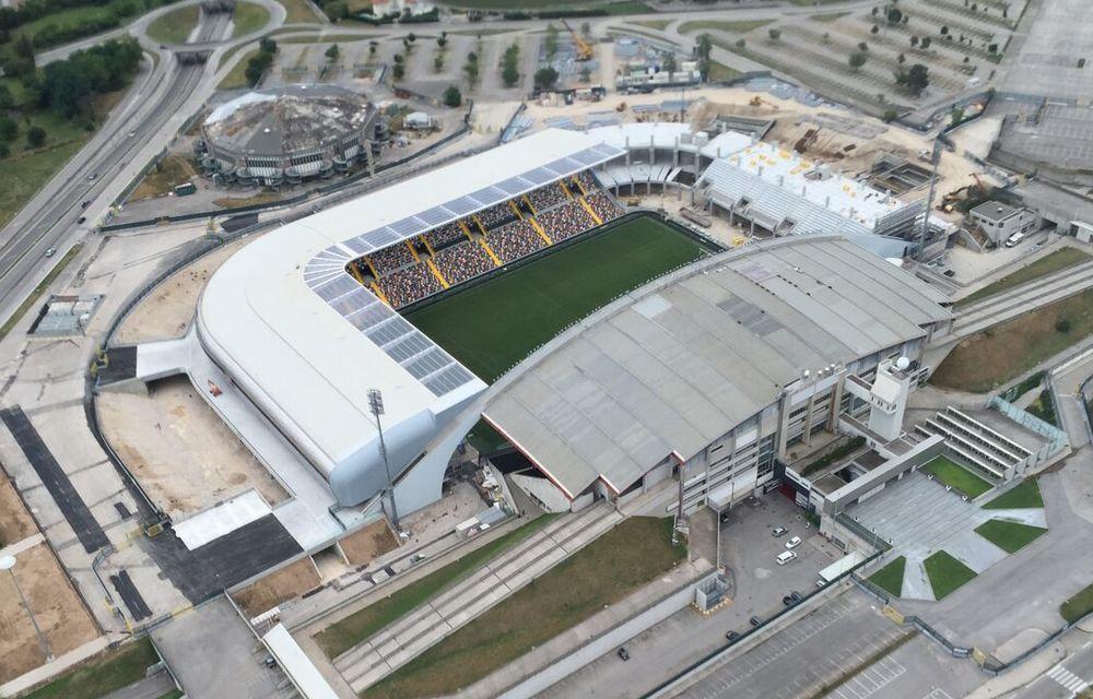 Dacia Arena Friuli: marca de la Mioveni se află în negocieri avansate pentru a da numele noului stadion al echipei Udinese - Poza 3