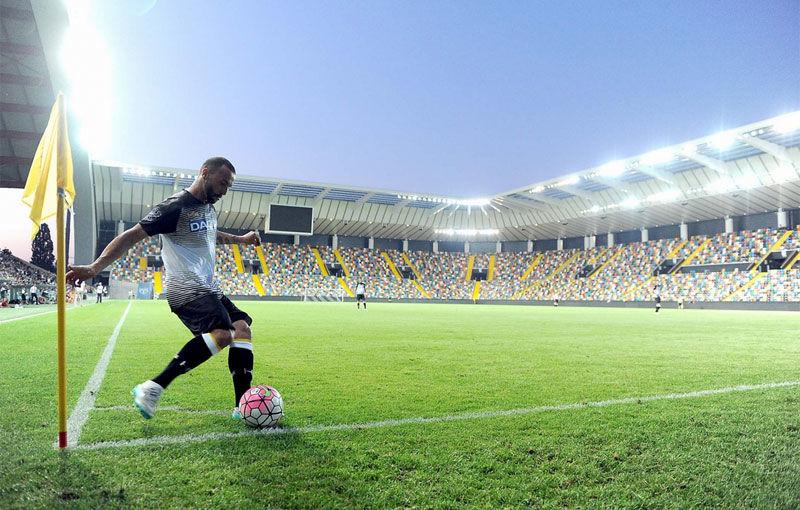 Dacia Arena Friuli: marca de la Mioveni se află în negocieri avansate pentru a da numele noului stadion al echipei Udinese - Poza 1
