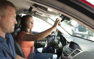 Noi reguli pentru obținerea permisului auto: poți da examenul practic de mai multe ori dacă ai trecut de proba teoretică