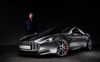 Henrik Fisker, designerul lui BMW Z8 și Aston Martin DB9, vrea să înființeze o nouă marcă auto
