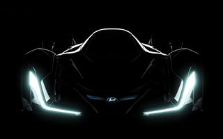 Hyundai N, noua divizie sportivă a coreenilor, va dezvălui trei concepte în această toamnă