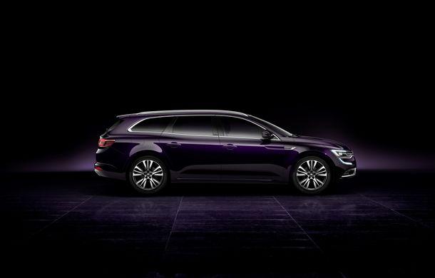 Renault Talisman Estate: primele imagini și informații oficiale - Poza 7