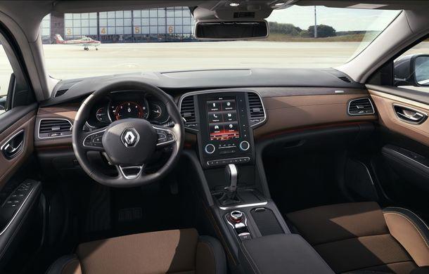 Renault Talisman Estate: primele imagini și informații oficiale - Poza 13