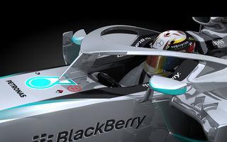 Video: Cum arată cockpitul parţial închis pentru monoposturi propus de Mercedes