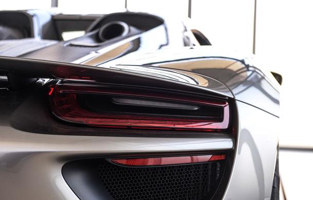 Galeria Țiriac Collection s-a îmbogățit cu un nou exponat: Porsche 918 Spyder - Poza 33
