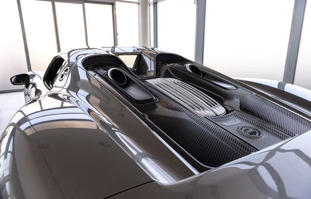 Galeria Țiriac Collection s-a îmbogățit cu un nou exponat: Porsche 918 Spyder - Poza 23