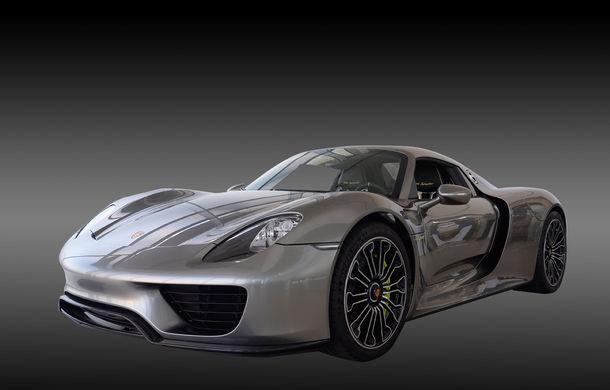 Galeria Țiriac Collection s-a îmbogățit cu un nou exponat: Porsche 918 Spyder - Poza 17
