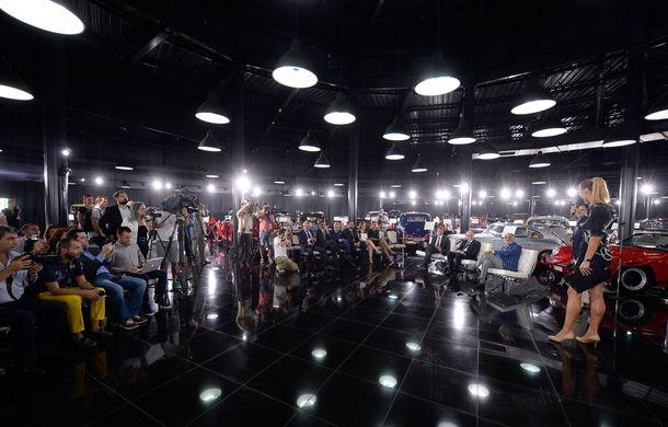 Galeria Țiriac Collection s-a îmbogățit cu un nou exponat: Porsche 918 Spyder - Poza 3