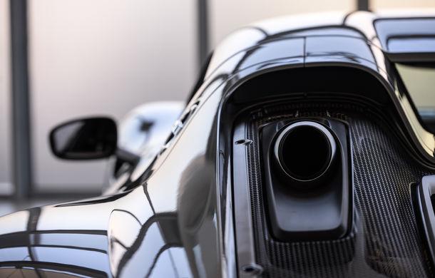 Galeria Țiriac Collection s-a îmbogățit cu un nou exponat: Porsche 918 Spyder - Poza 21