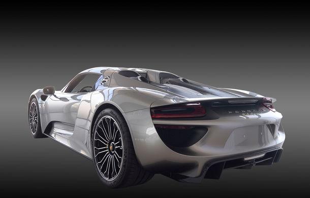 Galeria Țiriac Collection s-a îmbogățit cu un nou exponat: Porsche 918 Spyder - Poza 18