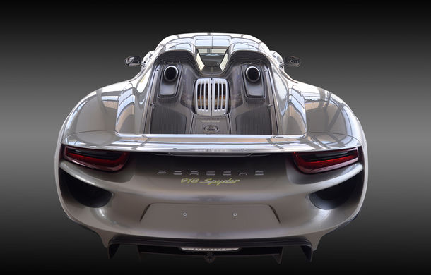 Galeria Țiriac Collection s-a îmbogățit cu un nou exponat: Porsche 918 Spyder - Poza 19