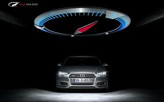Audi construiește o clădire cu trei etaje pentru cele 33 de exponate ale standului său de la Salonul Auto de la Frankfurt