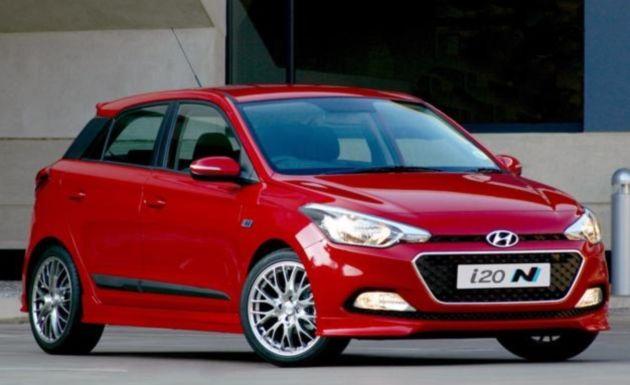 Hyundai i20 N Sport: primele imagini și informații ale variantei sportive a subcompactei - Poza 1