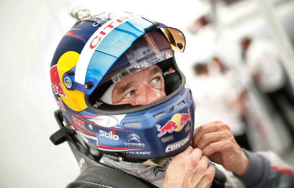 """Loeb exclude revenirea în WRC: """"Rămân în WTCC chiar dacă Citroen se retrage"""" - Poza 1"""