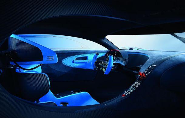 Bugatti Vision Gran Turismo, conceptul care ne arată design-ul urmașului lui Veyron (ACTUALIZARE) - Poza 5