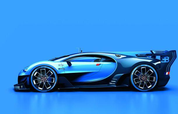 Bugatti Vision Gran Turismo, conceptul care ne arată design-ul urmașului lui Veyron (ACTUALIZARE) - Poza 6