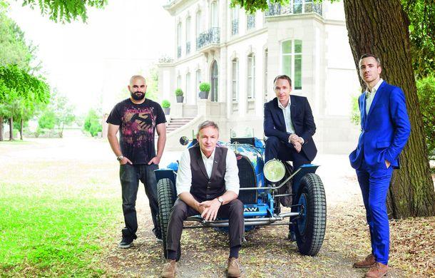 Bugatti Vision Gran Turismo, conceptul care ne arată design-ul urmașului lui Veyron (ACTUALIZARE) - Poza 4