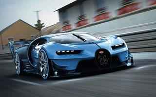 Bugatti Vision Gran Turismo, conceptul care ne arată design-ul urmașului lui Veyron (ACTUALIZARE)