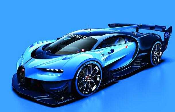 Bugatti Vision Gran Turismo, conceptul care ne arată design-ul urmașului lui Veyron (ACTUALIZARE) - Poza 8
