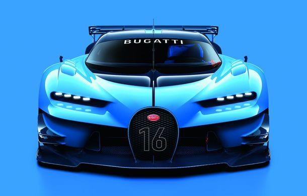 Bugatti Vision Gran Turismo, conceptul care ne arată design-ul urmașului lui Veyron (ACTUALIZARE) - Poza 7