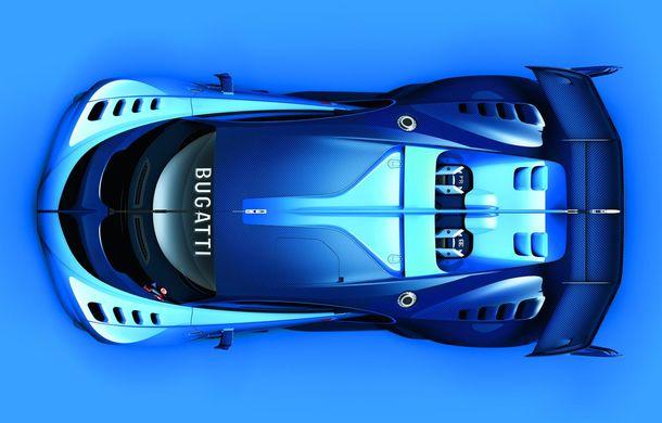 Bugatti Vision Gran Turismo, conceptul care ne arată design-ul urmașului lui Veyron (ACTUALIZARE) - Poza 3