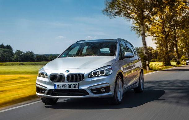 BMW 225xe Active Tourer este primul monovolum plug-in hybrid produs de marca bavareză - Poza 21