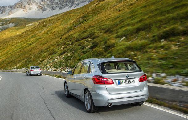 BMW 225xe Active Tourer este primul monovolum plug-in hybrid produs de marca bavareză - Poza 23