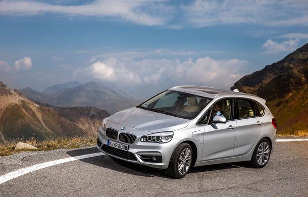 BMW 225xe Active Tourer este primul monovolum plug-in hybrid produs de marca bavareză - Poza 25