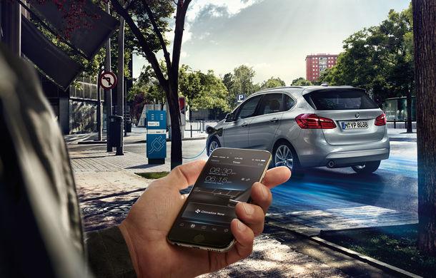 BMW 225xe Active Tourer este primul monovolum plug-in hybrid produs de marca bavareză - Poza 12