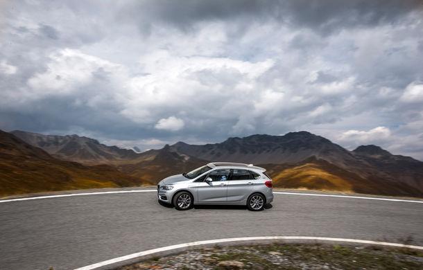 BMW 225xe Active Tourer este primul monovolum plug-in hybrid produs de marca bavareză - Poza 18