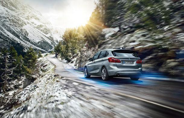 BMW 225xe Active Tourer este primul monovolum plug-in hybrid produs de marca bavareză - Poza 14