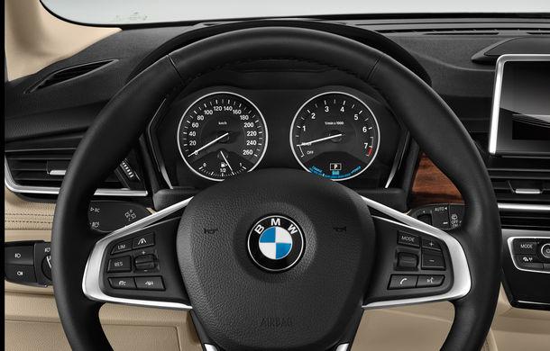BMW 225xe Active Tourer este primul monovolum plug-in hybrid produs de marca bavareză - Poza 4