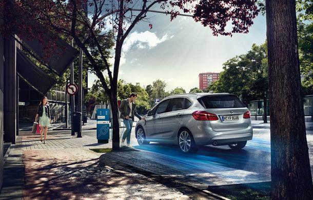 BMW 225xe Active Tourer este primul monovolum plug-in hybrid produs de marca bavareză - Poza 9