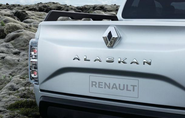 Renault Alaskan Concept anunță un viitor model pick-up în gama constructorului francez - Poza 24