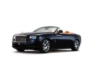 Rolls-Royce Dawn: imaginile și informațiile oficiale ale celui mai seducător model al englezilor