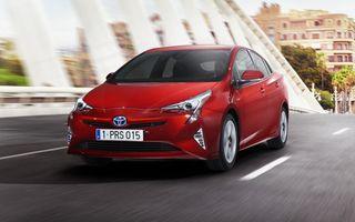 Toyota Prius a primit o nouă generație: primele imagini și informații oficiale