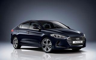 Primele imagini oficiale ale noii generații Hyundai Elantra