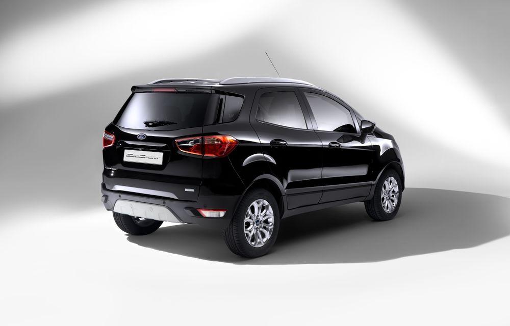 Ford Edge, rivalul direct al lui Volkswagen Touareg, debutează la Frankfurt - Poza 4
