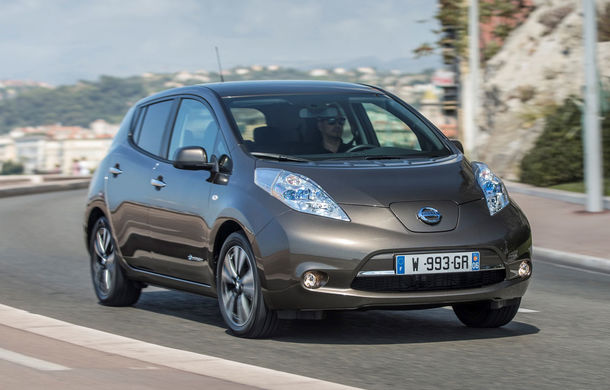 Nissan Leaf primeşte un update pentru 2016: autonomia creşte la 250 de kilometri - Poza 3